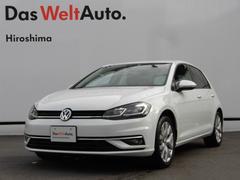 VW ゴルフハイライン 純正ナビ LED テクノロジー 認定中古車