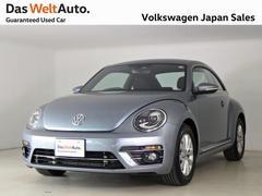 VW ザ・ビートルDesign 新車保証継承 禁煙社用車 キセノン SDナビ