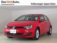 VW ゴルフ40thエディション 禁煙社用車 キセノン SSDナビ