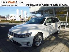 VW パサートGTEヴァリアントGTE Advance 1オーナー 禁煙車 純正ナビ SR