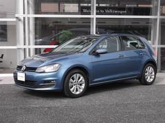 VW ゴルフTSI Comfortline衝突防止被害低減ブレーキ ナビ