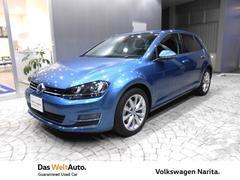 VW ゴルフTSIハイラインブルーモーションテクノロジー VW認定中古車