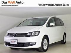 VW シャランTSIコンフォートライン 認定中古車 SDNAVI ETC