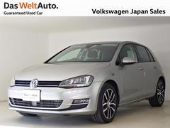 VW ゴルフTSIハイライン コネクト 特別仕様車 ACC 認定中古車