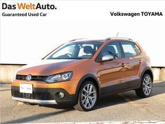 VW ポロNavi ACC デモカー 衝突軽減 純正ナビ