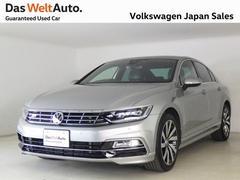 VW パサートTSI Rライン 純正ナビディスカバープロ LEDライト