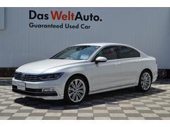 VW パサート2.0TSI Rライン ナビ 認定中古車