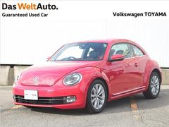 VW ザ・ビートル Design Leather Package SD Navi