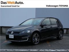 VW ゴルフGTEGTE Demo Car DCC プラグインハイブリッド