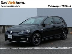 VW ゴルフGTEGTE Demo Car プラグインハイブリッド