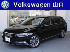 VW パサートヴァリアントハイライン レザーシート シートエアコン 前車追従機能