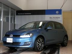 VW ゴルフ TSI Highline Connect Aクルコン ETC