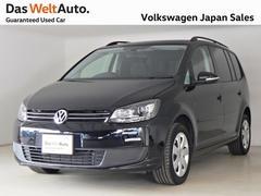VW ゴルフトゥーランTSIコンフォートライン アップグレードパッケージ キセノン