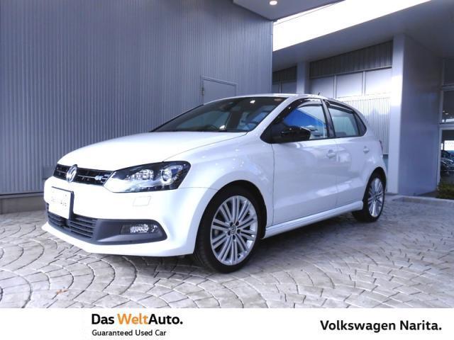 フォルクスワーゲン BlueGT VW認定中古車 Navi+ETC