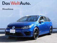 VW ゴルフRヴァリアントR ローンチ エディション 純正ナビ 限定車 認定中古車