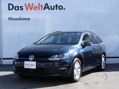 VW ゴルフヴァリアントコンフォートライン 純正ナビ バックカメラ ETC認定中古車