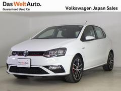 VW ポロGTI純正ナビゲーション LEDヘッドライト 当社社用車