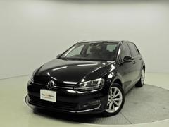VW ゴルフ TSI Highline BlueMotion Technology Leather