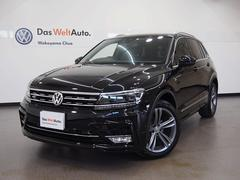 VW ティグアンTSI R−Line DISCOVER PRO