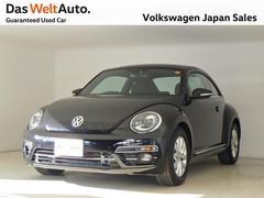 VW ザ・ビートルデザイン 当社試乗車使用 認定中古車
