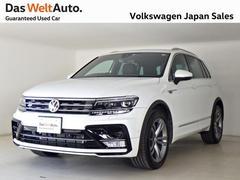 VW ティグアンTSI Rライン デジタルメータークラスター 認定中古車