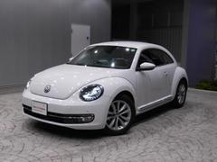 VW ザ・ビートルDesign Leather Package VW認定中古車