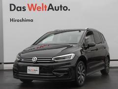 VW ゴルフトゥーランRライン 純正ナビ ETC DCCパッケージ 認定中古車