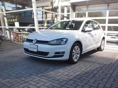 VW ゴルフ TSI Comfortline BlueMotion Technology