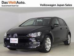 VW ゴルフTSI Highline BlueMotion Technology Navi BC Xe