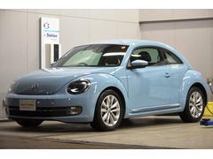 VW ザ・ビートルレザーpkg 社外ナビ Rカメラ ETC 認定保証1年付