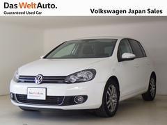 VW ゴルフTSIコンフォートライン 純正ナビETC 認定中古車