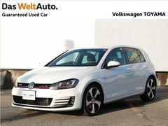 VW ゴルフGTIGTI 6MT DCC ACC 純正ナビ
