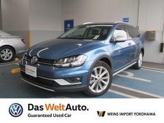 VW ゴルフオールトラックTSI 4MOTION UPGRADE 認定中古車