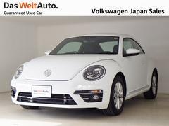 VW ザ・ビートルデザイン 純正ナビ ブラインドスポットM 元デモカー 禁煙車