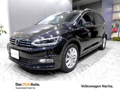 VW ゴルフトゥーラン TSI Highline VW認定中古車 Navi ETC