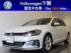 VW ゴルフGTIGTI MT ワンオーナー 禁煙 ナビ ETC バックカメラ