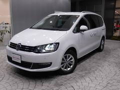 VW シャランTSI Comfortline VW認定中古車 +Navi