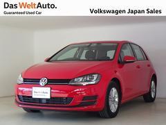 VW ゴルフ40周年記念限定車 純正ナビ・ETC・キセノンライト装備