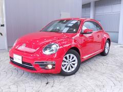 VW ザ・ビートルDesign VW認定中古車 Navi+ETC