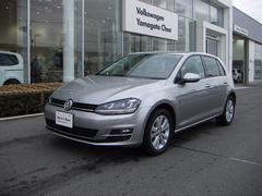 VW ゴルフ TSI Comfortline BlueMotion Technology NAVI