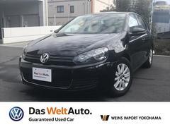 VW ゴルフTSIトレンドラインブルーモーションテクノロジー 認定中古車