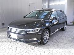 VW パサートヴァリアントTSI Highline VW認定中古車 +Navi