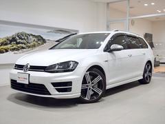 VW ゴルフRヴァリアントR