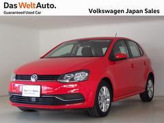 VW ポロプレミアムエディション 純正ナビ Rカメラ 認定中古車