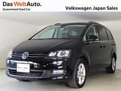 VW シャランTSIハイラインインテグレーテッドチャイルドシート認定中古車