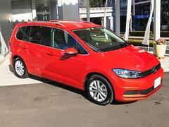 VW ゴルフトゥーランTSI Comfortline VW認定中古車 +Navi