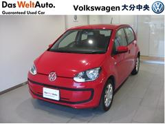 VW アップ! move up! style edition 4Door DEMO CAR
