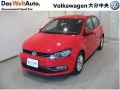 VW ポロ TSI Comfortline DEMO CAR