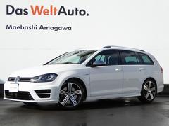 VW ゴルフRヴァリアントR NAVI ACC DCC