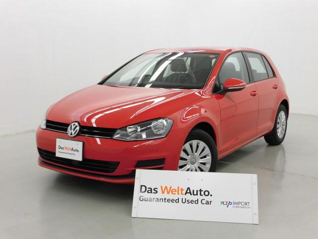 フォルクスワーゲン TSI Trendline BlueMotion Technology
